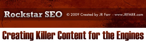 Creating Killer Content Search Engines Love
