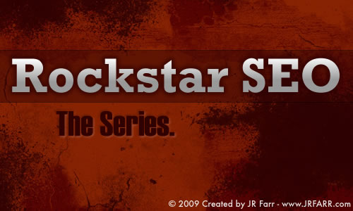Rockstar SEO the Series