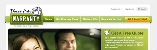 Direct Auto Warranty